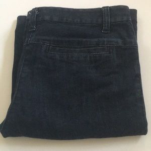 Ann Taylor Modern Fit Lindsay Waist Jeans